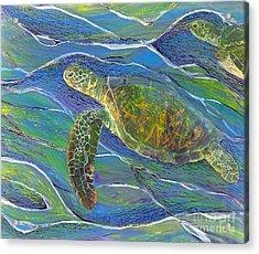 Ocean Gliders Acrylic Print