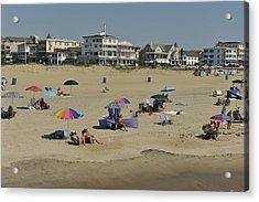 Ocean Grove Beach Acrylic Print