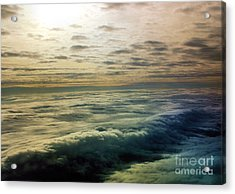 Ocean In The Sky Acrylic Print