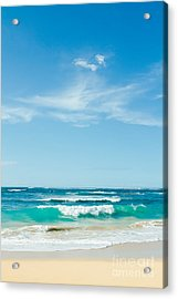 Acrylic Print featuring the photograph Ocean Of Joy by Sharon Mau