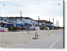 Ocean Promenade Sugar Bowl To Reid Summer 2012 Acrylic Print
