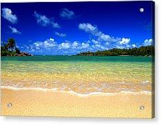 Ocean Tranquil Acrylic Print