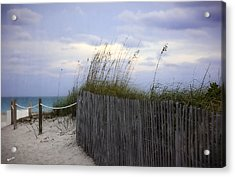 Ocean View 2 - Miami Beach - Florida Acrylic Print