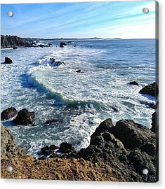 Ocean Vista Acrylic Print
