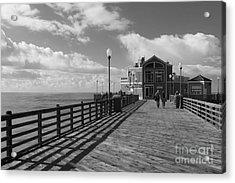 Oceanside Pier Acrylic Print