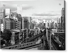 Ochanomizu Acrylic Print by Photograph By Clinton Watkins, Japan