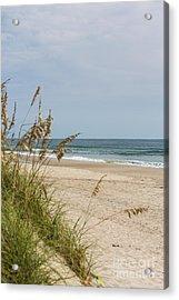 Ocracoke Beach Acrylic Print