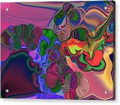 Octavio Bizarro Acrylic Print