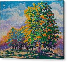 October 17th Acrylic Print