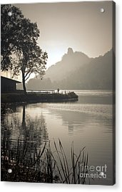 October Morning Acrylic Print