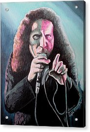 Ode To The Little Giant Acrylic Print by Al  Molina