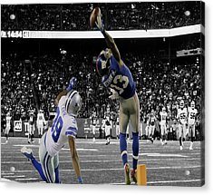 Odell Beckham Greatest Catch Ever Acrylic Print