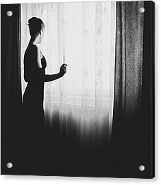 Of Quiet Mornings...(2) Acrylic Print