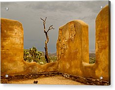 Of Times Gone By Acrylic Print