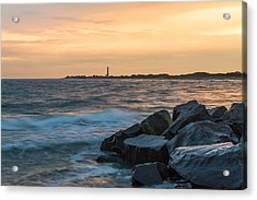 Off The Cape Acrylic Print