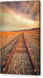 Off To Nowhere Acrylic Print