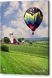 Off To The Land Of Oz Acrylic Print