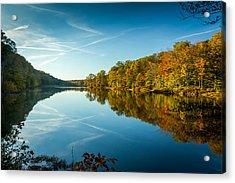 Ogle Lake Acrylic Print
