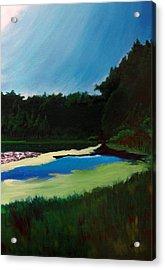 Oglebay Park - Palmer Course Acrylic Print
