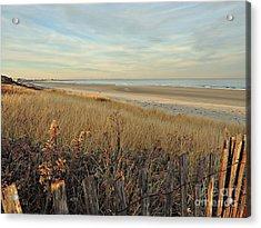 Ogunquit Beach 3 Acrylic Print