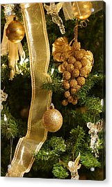 Oh Christmas Tree Acrylic Print by Thomas Fouch
