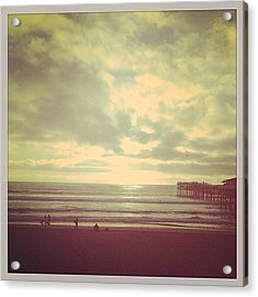 Oh How I've Missed This Place! #sd Acrylic Print