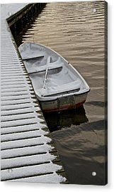 Oh To Row South Acrylic Print by Odd Jeppesen