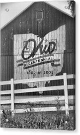 Ohio Acrylic Print by Dan Sproul
