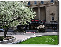D45l42 Ohio Theatre Photo Acrylic Print