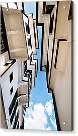 Ohird - Old House 3 Acrylic Print by Ivan Vukelic
