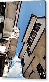 Ohird Old House Acrylic Print by Ivan Vukelic