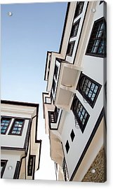 Ohrid Old House Acrylic Print by Ivan Vukelic