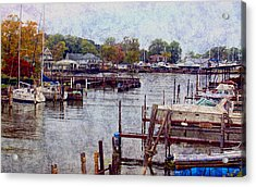 Acrylic Print featuring the photograph Olcott by Tammy Espino