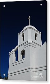Old Adobe Mission Scottsdale Acrylic Print