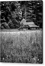 Old Barn 02 Acrylic Print