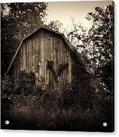 Old Barn 04 Acrylic Print