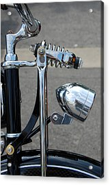 Old Bike Acrylic Print