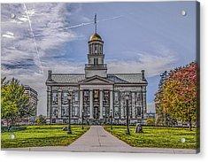 Old Capitol Acrylic Print