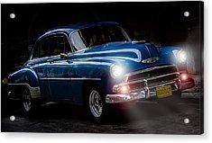 Old Classic Car I Acrylic Print