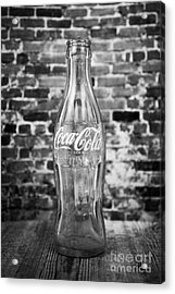 Old Cola Bottle Acrylic Print