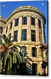 Old Courthouse-new Orleans Acrylic Print