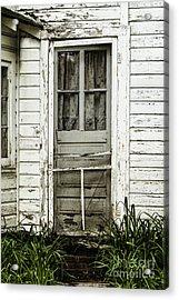 Old Door Acrylic Print by Margie Hurwich