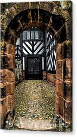 Old England Acrylic Print