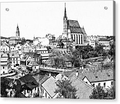 Old Europe Acrylic Print