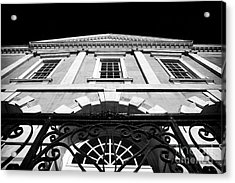 Old Exchange Building Acrylic Print by John Rizzuto