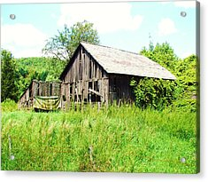 Old Farms Series 057 Acrylic Print