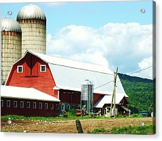 Old Farms Series 070 Acrylic Print