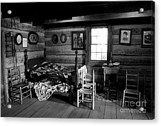 Old Folks At Home Acrylic Print by Paul W Faust -  Impressions of Light