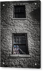 Old Glory Acrylic Print by Scott Norris