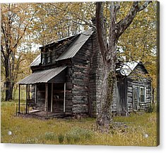 Old Home Place Acrylic Print